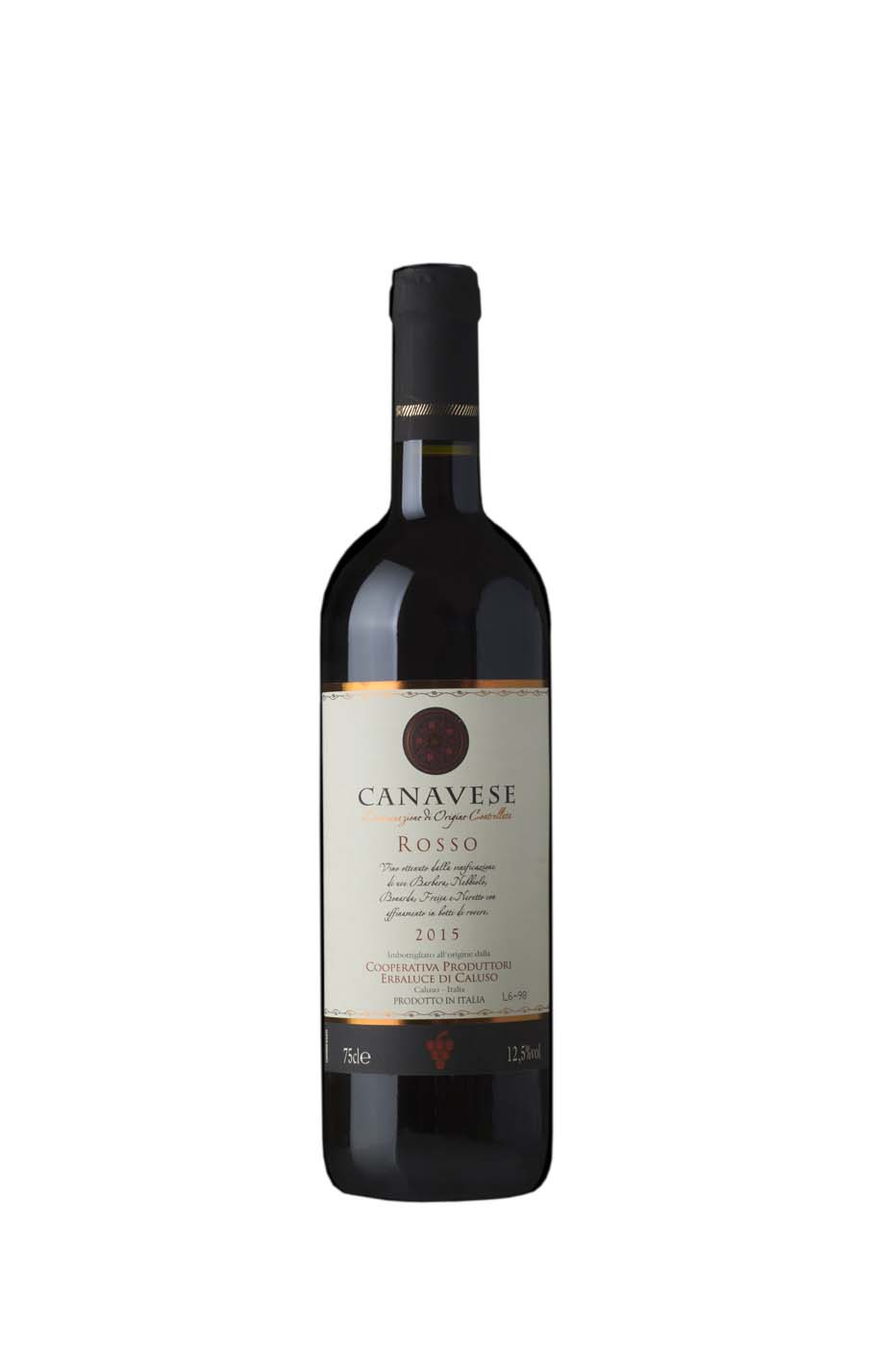 Canavese doc Rosso