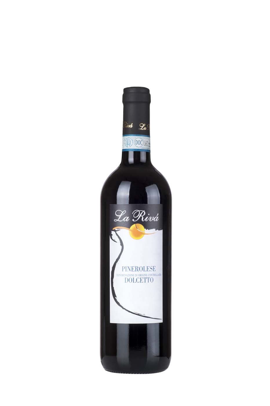 Pinerolese Dolcetto doc - La Rivà