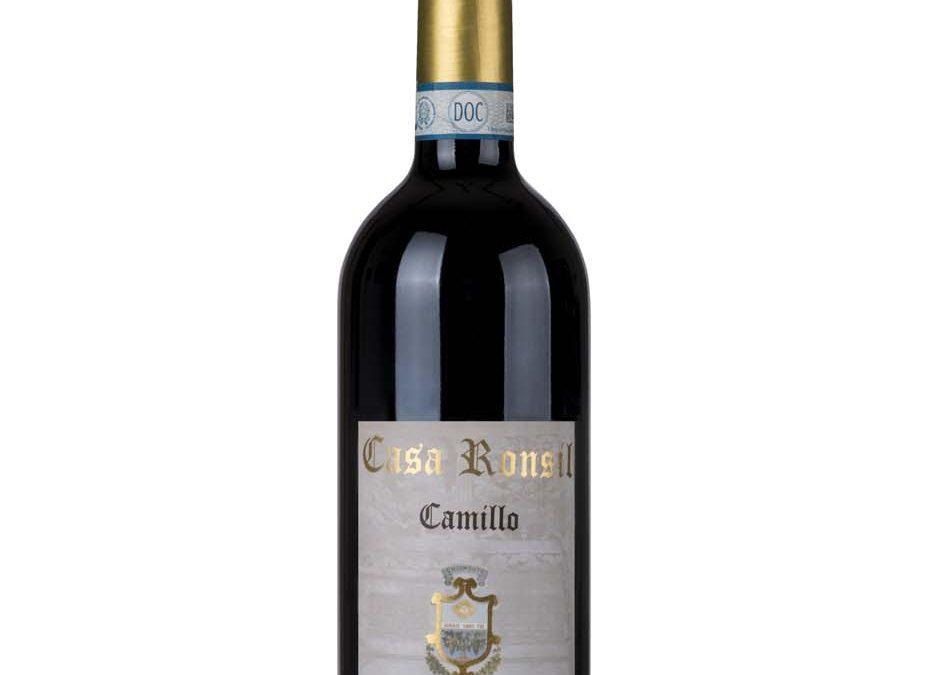 """Valsusa doc Rosso """"Camillo"""""""